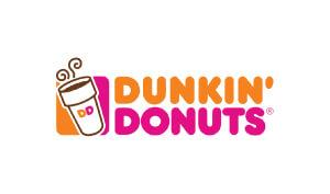 Tina Zaremba Professional Talker Dunkin Donuts Logo