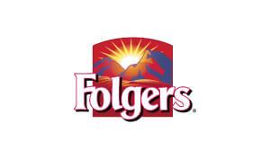 Tina Zaremba Professional Talker Folgers Logo