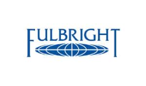 Tina Zaremba Professional Talker Fulbright Logo