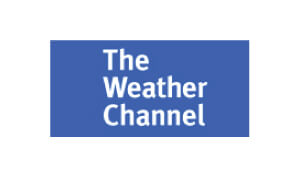 Tina Zaremba Professional Talker The Weather Channel Logo